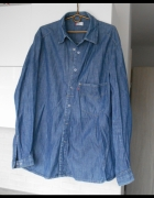 Levis jeansowa koszula katana jeans vintage boyfriend...