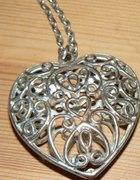 Naszyjnik z sercem
