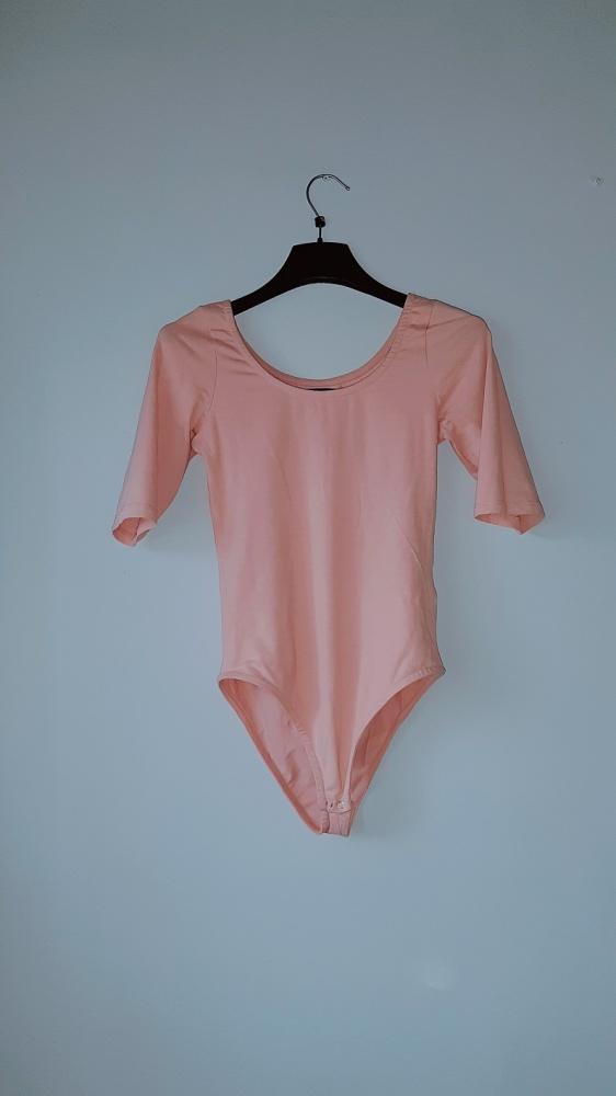 Idealne różowe body