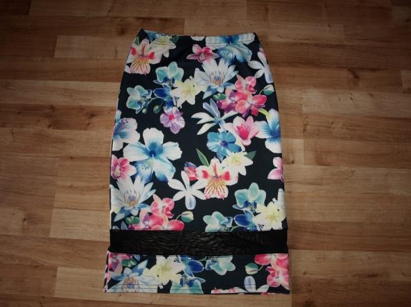 Spódnica floral XS S