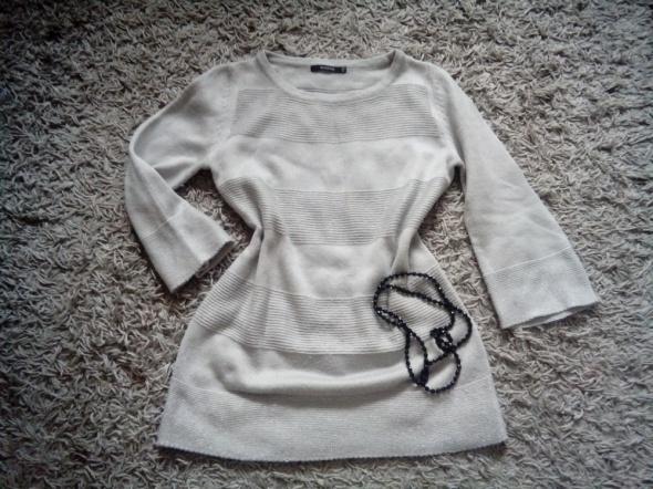 Szary sweter Reserved w rozmiarze S M...
