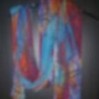 chusta szal roznokolorowy