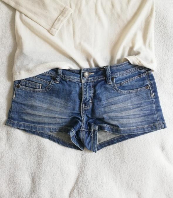 Spodenki Jeansowe spodenki ORSAY M