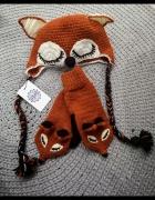 Komplet na zimę rękawiczki i czapka Made in POLAND...