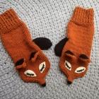 Komplet na zimę rękawiczki i czapka Made in POLAND