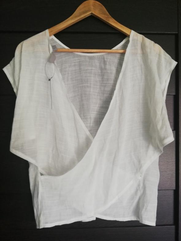 ASOS nowa bluzka z odkrytymi plecami S 36 plecy oversize...