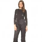 Czarne spodnie narciarskie odpinane szelki Regatta L