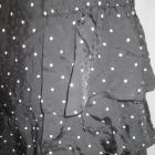 Spódnica H&M rozmiar 40 groszki falbanki nowa