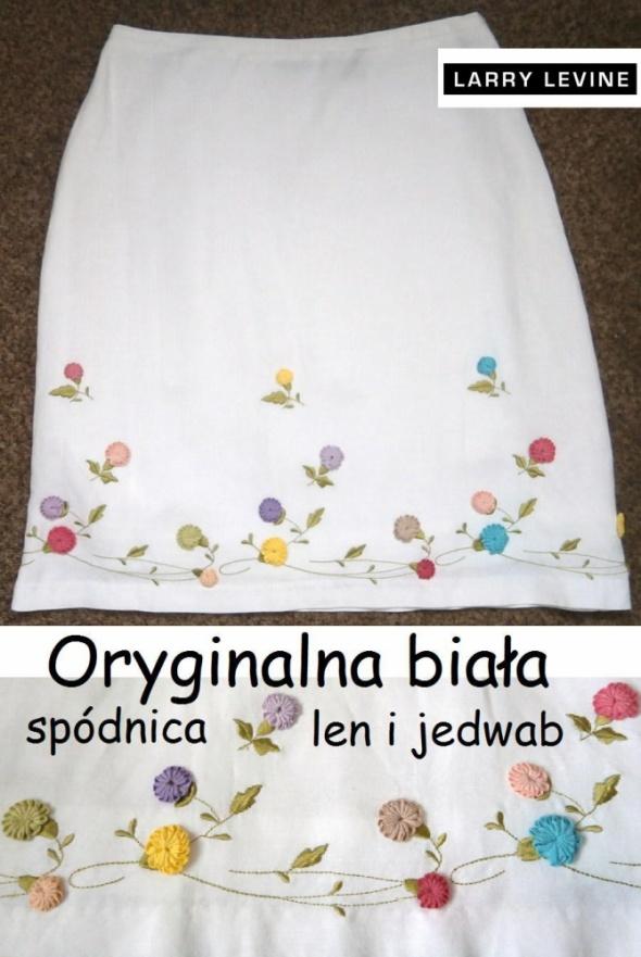 Spódnice Oryginalna w kwiaty 3D 36 38