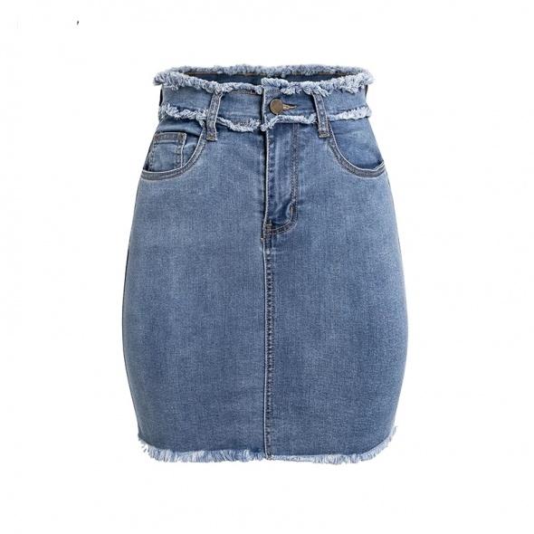 Spódnice Nowa spódniczka jeans ołówkowa M