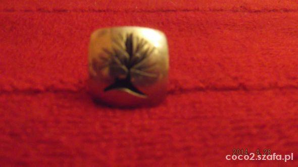 Srebro drzewko