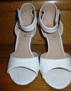 Buty damskie weselne wizytowe ślubne