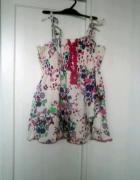 Bluzka Floral...