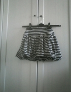 Spódnica mini bombka plisy rozkloszowana Cubus...