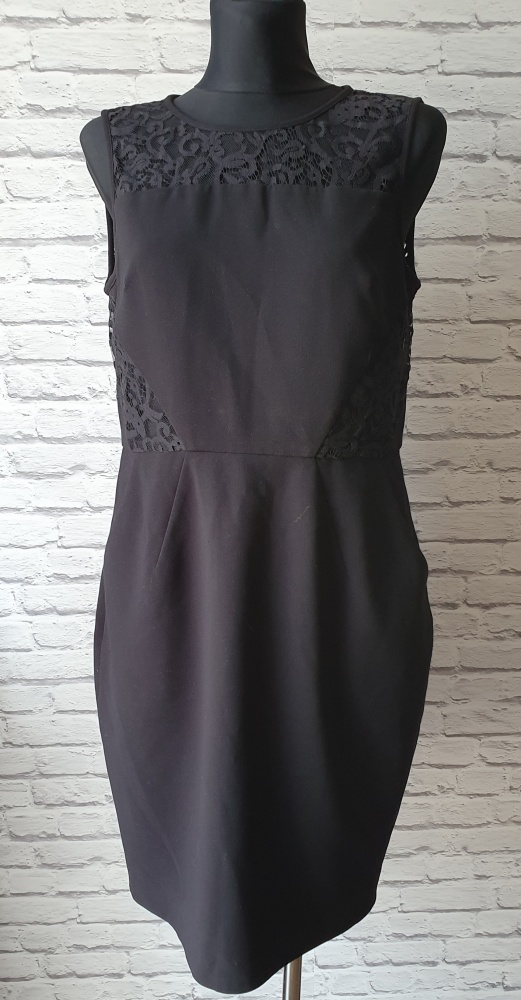 Czarna sukienka Whistles 42...