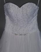 Piękna Biała Suknia Ślubna Imperial Bridal 16 08 rozm 40...