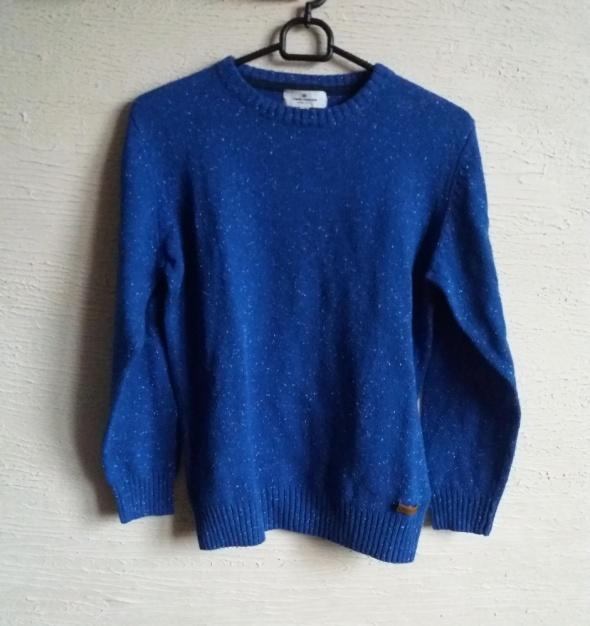 niebieski sweterek M...