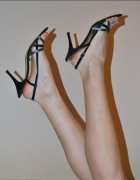 Sandałki szpileczki