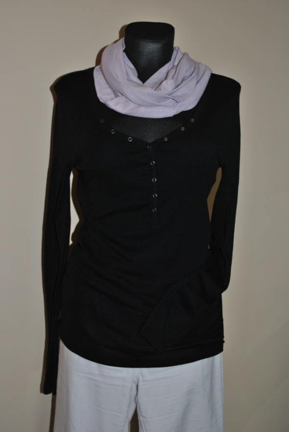 Bluzki Piękna klasyczna bluzka z dl rekawem