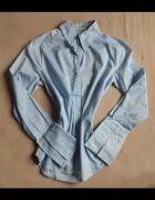 Niebieska koszula H&M rozm 36
