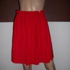 Modna plisowana spódniczka