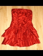 Czerwona sukienka Tammy na 152 cm...