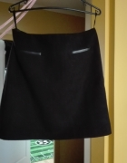 Spódnica mini czarna...