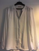 Koszula biała Orsay bimaterial 36...
