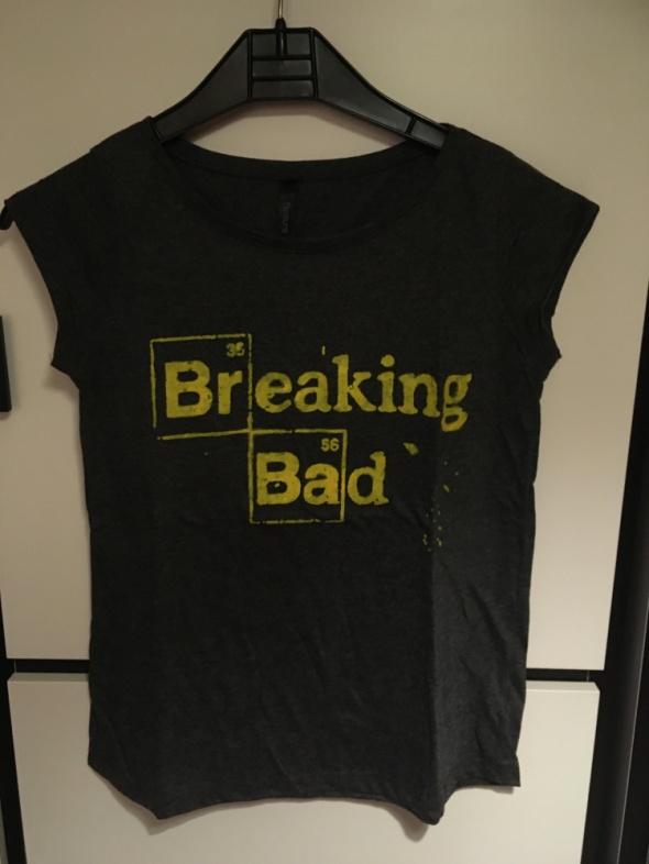 T-shirt Handmade Breaking Bad