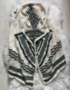 Kamizelka sweter Aztec...