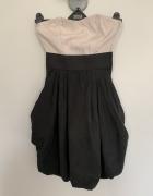 letnia sukienka bombka H&M 32...