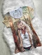 Chanel M koszulka