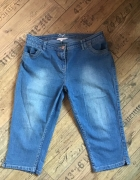 Spodenki szorty shorty 40 42 jeansowe jeans dżinsy...
