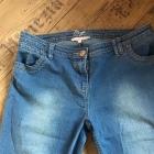 Spodenki szorty shorty 40 42 jeansowe jeans dżinsy