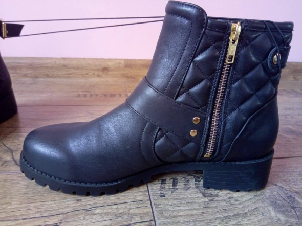 Nowe H&M buty półbuty 40 sztyblety