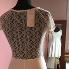 Nowa koronkowa sukienka 36 S Terranova