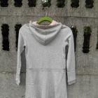 Nowa Sukienka 134 140 H M dresowa z kapturem