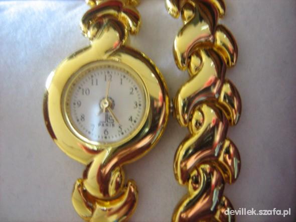 nowy zegarek plus branzoleta...