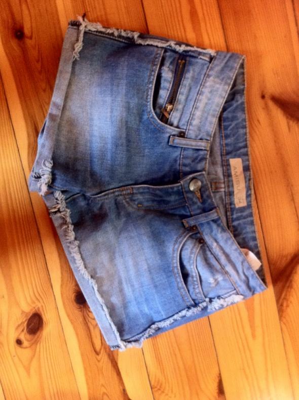 Spodenki Jeansowe szorty jak nowe