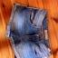 Jeansowe szorty jak nowe