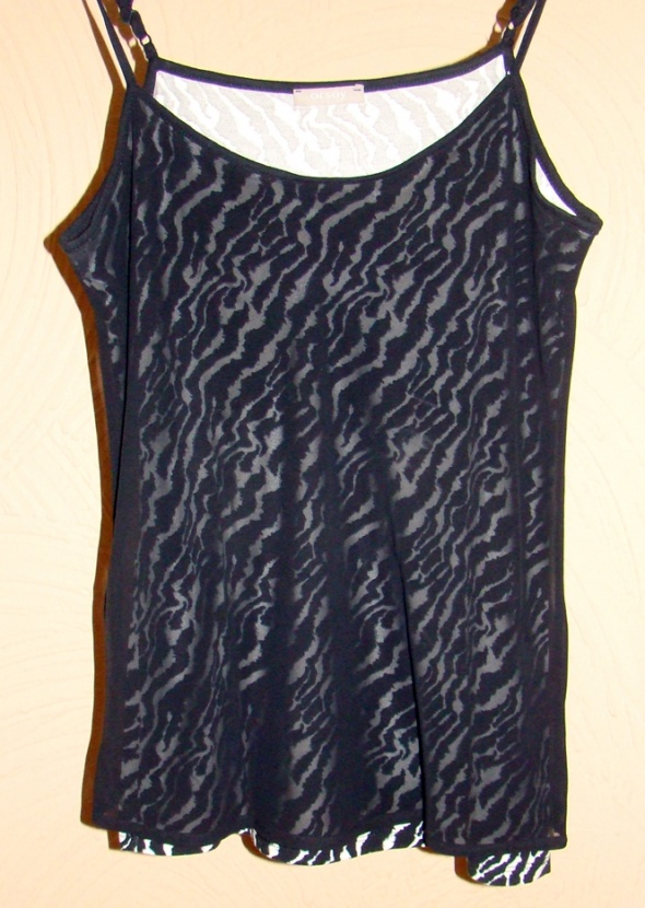 Bluzki Bluzka top na ramiączkach Orsay
