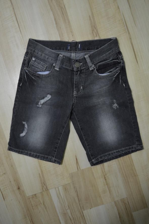 Spodenki krótkie jeansowe PIMKIE rozmiar XS...