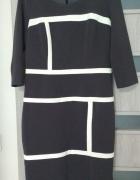 Elegancka sukienka hiszpańskiej firmy