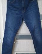 Jeansy Zara duży rozmiar
