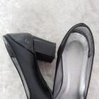 pantofle na słupku