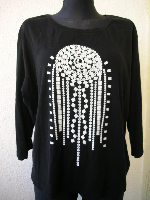 Czarna bluza r XXL...