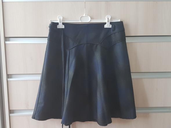 Spódnice spódnica granatowa