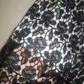 koronkowa spódnica H&M trend