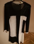Sweterek długi