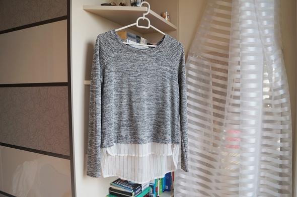 Sweterek z koszulą Tally Weijl S...